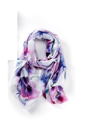 Giftcraft Inc.  Garden Scarf - Front full body