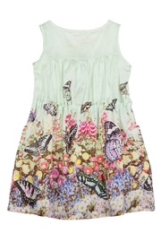 Paper Wings Garden Shift  Dress - Front cropped