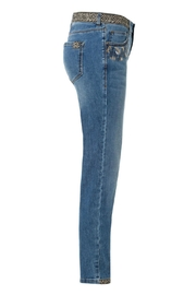Gardeur Luxurious Embroidered Jeans - Front full body