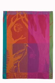 Garnier-Thiebaut Colorful French Towel - Front cropped