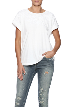 Gat Rimon Embroidered Tee Shirt - Product List Image