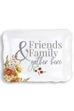 Shoptiques Product: Gatherings Cookie Tray