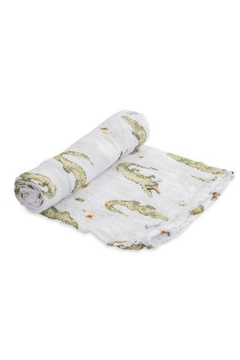 Shoptiques Product: Gator Cotton Swaddle