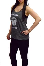 Gatsby's Boutique Daisy Collection Namaste-In-Bed Tank - Front cropped