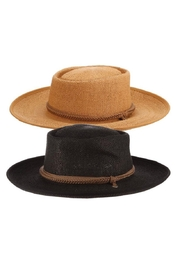 Dorfman Pacific  Gaucho Boho Hat - Front cropped