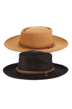 Dorfman Pacific  Gaucho Boho Hat - Alternate List Image