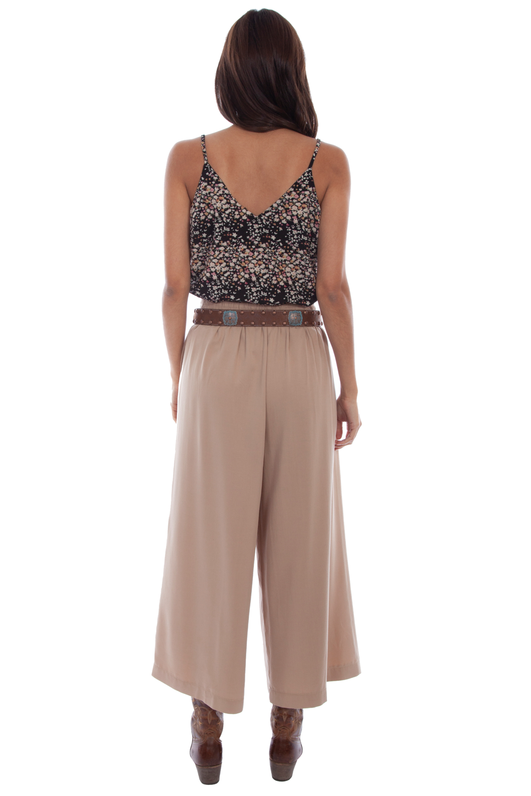 Scully  Gaucho Pants - Front Full Image