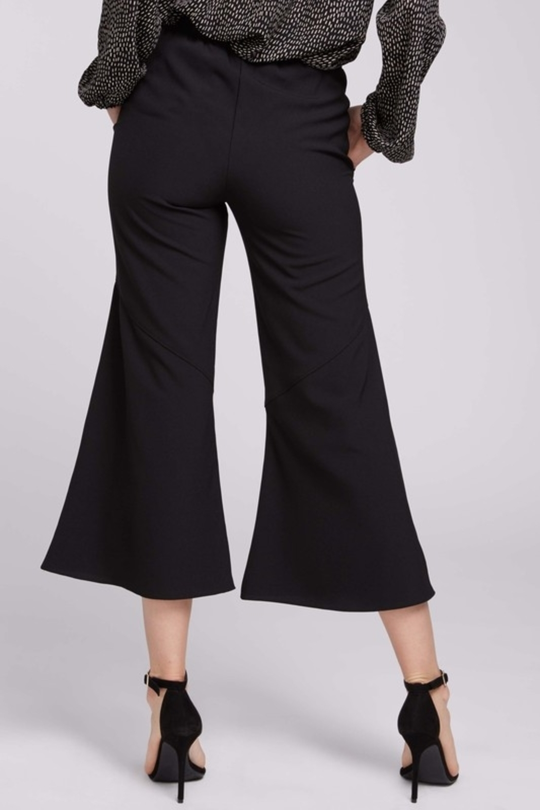 Everly Gaucho Style pants - Front Full Image
