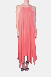Final Touch Gauze Maxi Dress - Product Mini Image