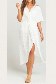Show Me Your Mumu Gauze Maxi Dress - Product Mini Image