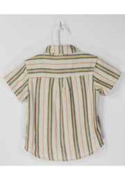 Bitz Kids  Gauze Striped Shirt - Front full body