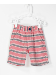 Bitz Kids  Gauze Striped Shorts - Product Mini Image