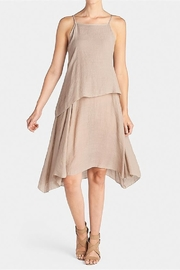 The Boutique Ooh Lala GAUZY LAYERS CAMI DRESS - Product Mini Image