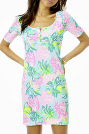 Lilly Pulitzer Gavyn Henley T-Shirt Dress - Product Mini Image