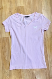 Gazoil Pink Butterfly T-Shirt - Product Mini Image