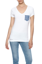 Gazoil Leopard Pocket T-shirt - Product Mini Image
