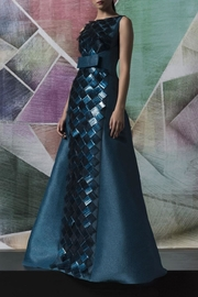 76022bc094 Gemy Maalouf Fringe Evening Gown from New Jersey by District 5 ...
