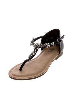 gc shoes Jeweled Flat Sandal - Product List Image
