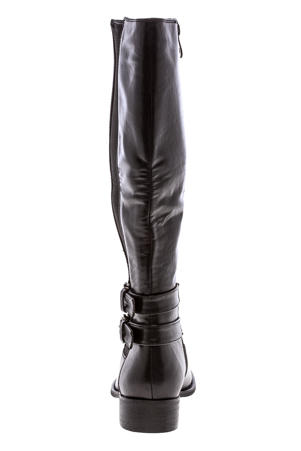 gc shoes Tall Riding Boot - Back Cropped Image