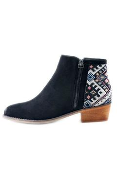 gc shoes Back Print Ankle Bootie - Product List Image