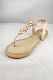gc shoes Lydia Jewelled Sandal - Front cropped