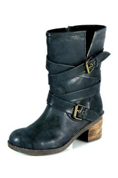 Shoptiques Product: Midi Biker Boot