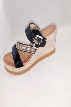 gc shoes Monica Embellished Wedge - Product List Image