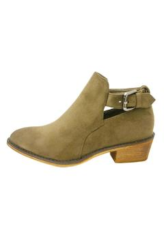 gc shoes Olive Ankle Bootie - Alternate List Image