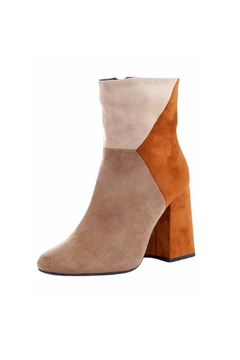 gc shoes Taupe-Multi Retro Boot - Product List Image