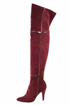 gc shoes Zipper Detail Boot - Product List Image