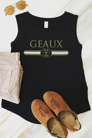 Alternative Apparel Geaux Black & Gold - Product Mini Image