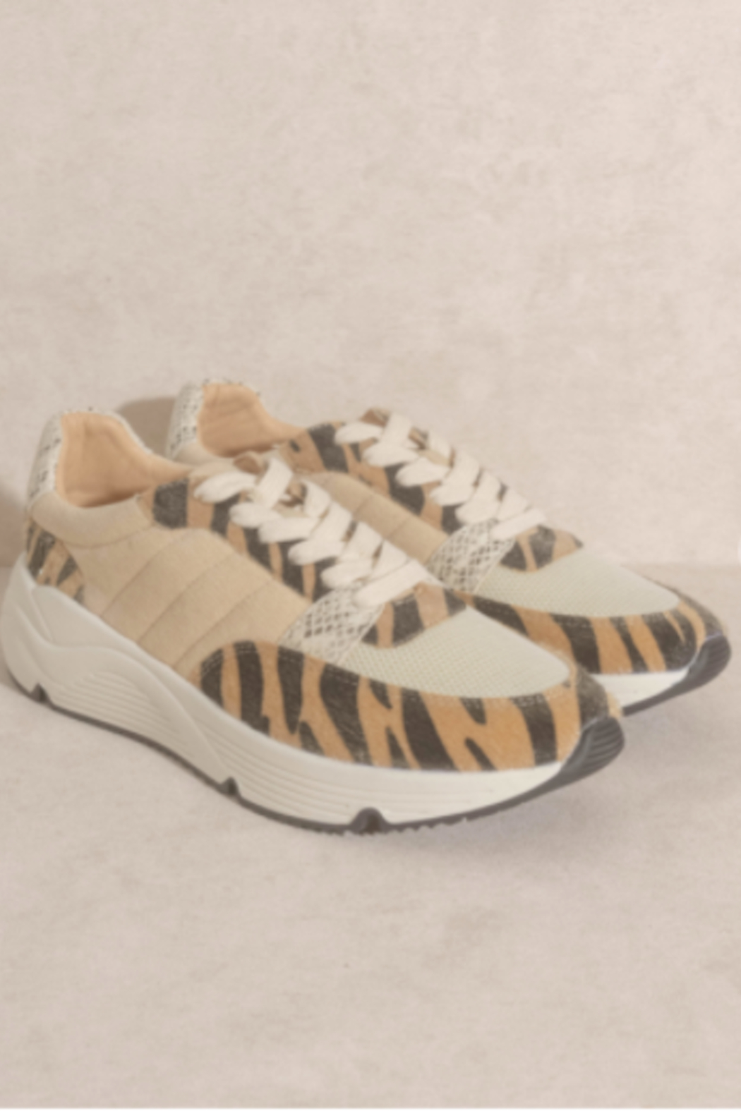 Oasis Society Geaux TIgs Sneaker - Main Image