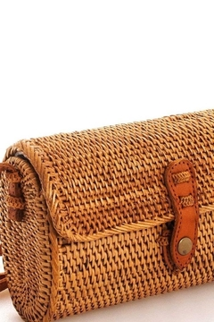 Shoptiques Product: Gee Straw Bag