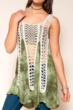 GeeGee Boho Sleevless Tunic - Product List Image