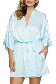 Jezebel Gem Silky Robe - Product Mini Image