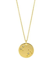 Wild Lilies Jewelry  Gemini Constellation Necklace - Product Mini Image