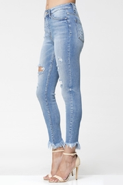 KanCan Gemma High Rise Ankle Skinny - Product Mini Image