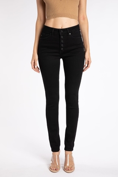 Kan Can GEMMA HIGH RISE SKINNY - Product List Image