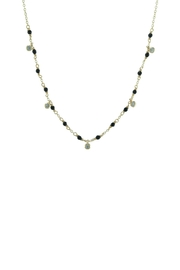 Gemma Collection Black Onyx Necklace - Product Mini Image