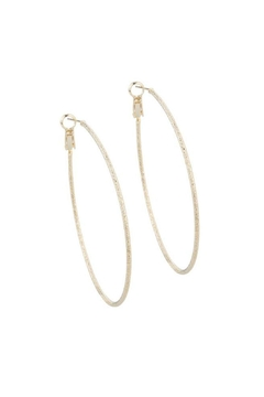 Shoptiques Product: Diamond Dust Hoops
