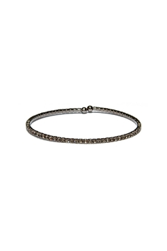 Shoptiques Product: Gunmetal Bangle Bracelet