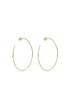 Gemma Collection Harbour Oval Hoops - Product List Image