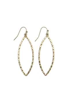 Gemma Collection Marquise Earrings - Product List Image