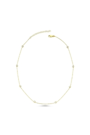 Gemma Collection Mimosa Necklace - Front cropped