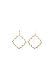 Gemma Collection Moroccan Earrings - Product Mini Image
