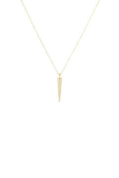 Gemma Collection Spike Necklace - Product List Image