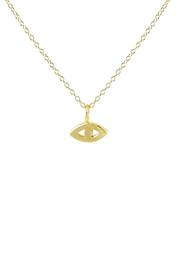 Gemma Collection Third Eye Necklace - Product Mini Image