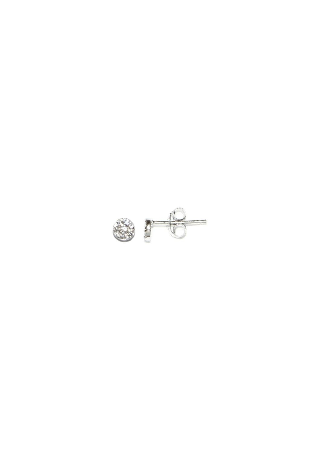 Gemma Collection Tiny Pave Studs - Main Image