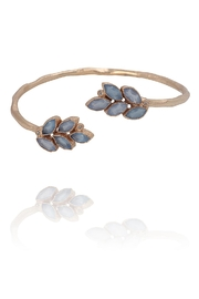 Atelier Mon Gemstone Leaves Cuff - Product Mini Image