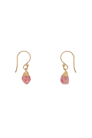 Bronwen Gemstone Nugget Earrings Short - Product Mini Image